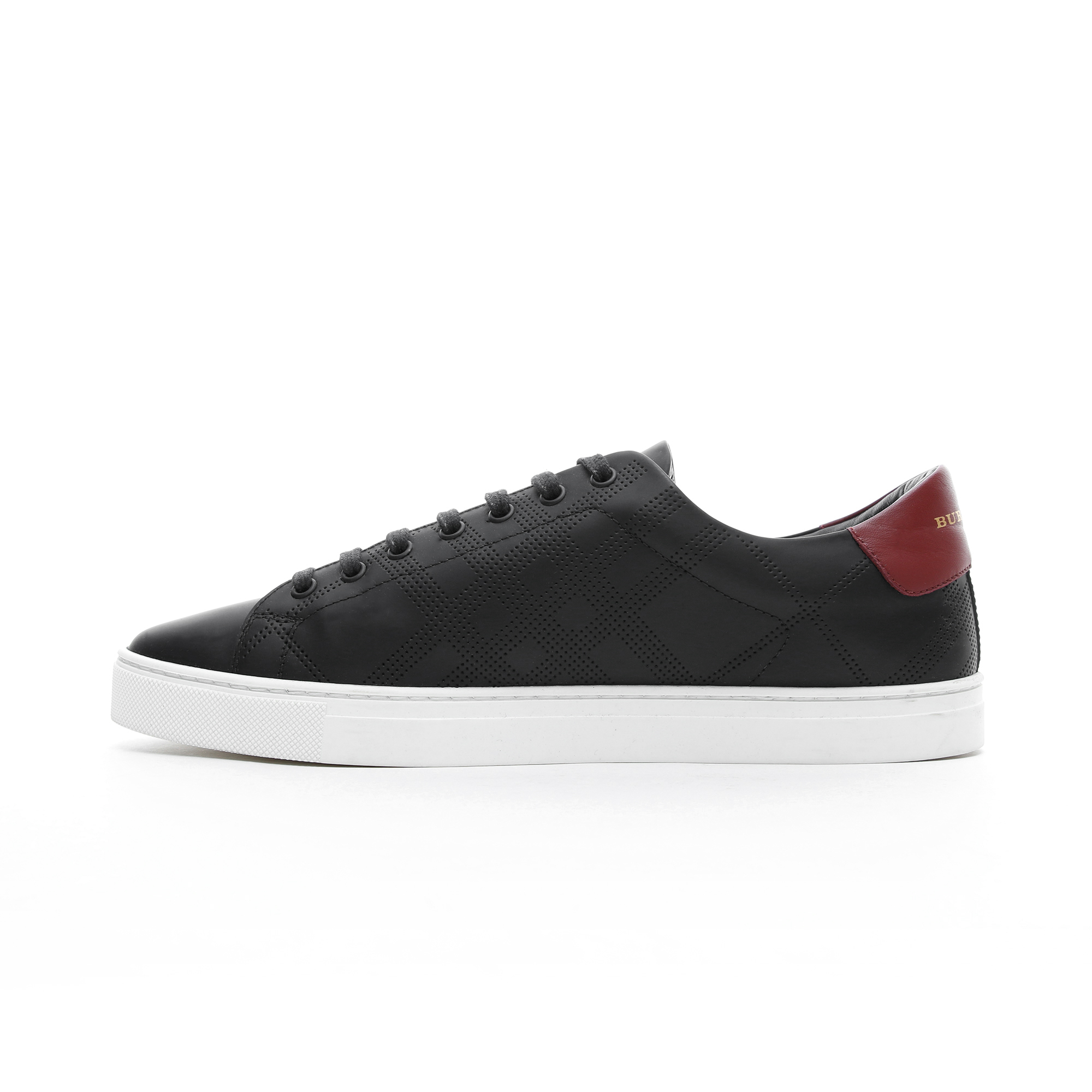 Burberry Erkek Siyah Ayakkabı